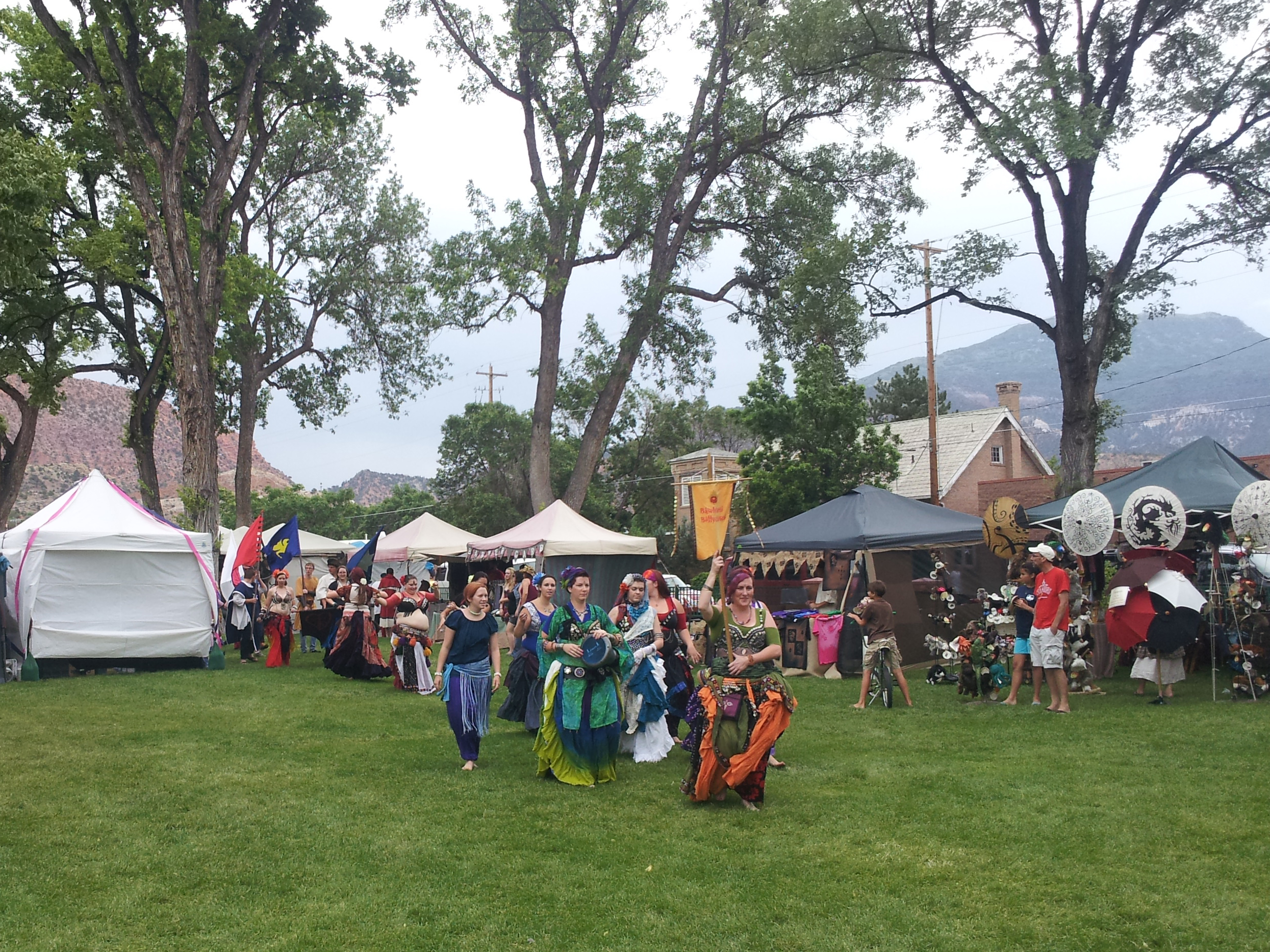 Utah Midsummer Renaissance Faire July 11 14 2018